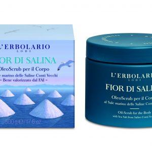 Fior di Salina Oil-Scrub for the Body