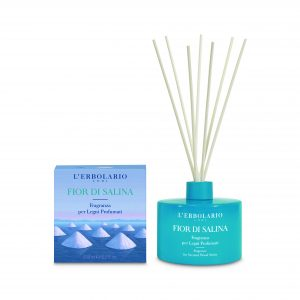 Fior di Salina Fragrance with Scented Wood Sticks