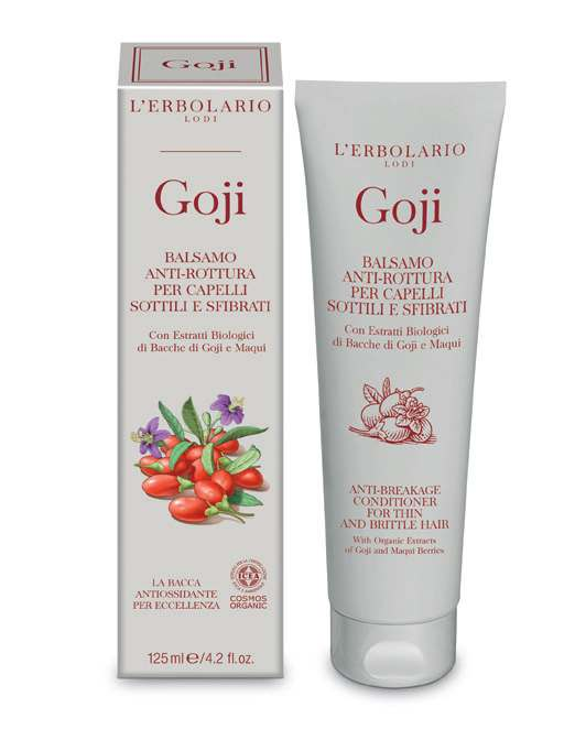 Goji Anti-breakage Conditioner for thin and brittle hair 125 ml