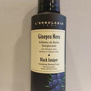 Black Juniper Energising Shaving Foam
